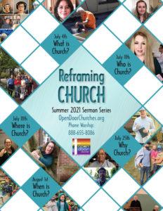 Reframing the Church
